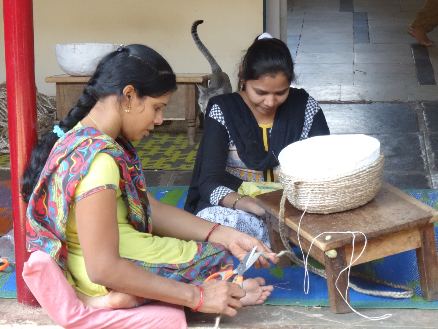 Jute Workshop